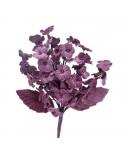 Pomito tela terciopelo miosotis x 6 ramas rosa palo