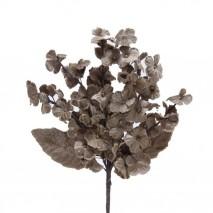Pomito tela terciopelo miosotis x 6 ramas vison