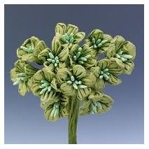 Pomito flor mini papel flor...