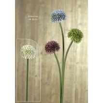 Allium mini 38 cm azul