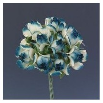Pomito flor mini tela flor...