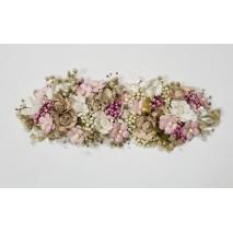 Aplique flores de niña Creta 10 cm