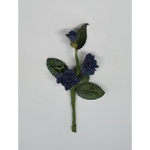Prendido flor mini pasta...