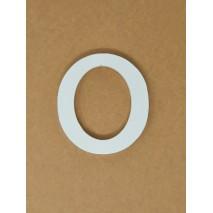 Letra corporea madera 11 cm o
