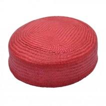 Base tocado buntal casquete 18 x 17 x 6 cm rojo