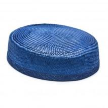 Base tocado buntal casquete 18 x 17 x 6 cm azul marino