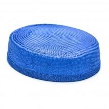 Base tocado buntal casquete 18 x 17 x 6 cm azulina