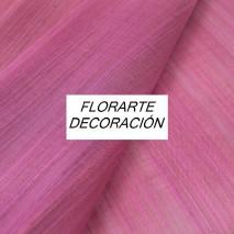 Sinamay especial seda 60 cm x 1 mt. rosa