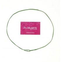 Base alambre corona tape verde