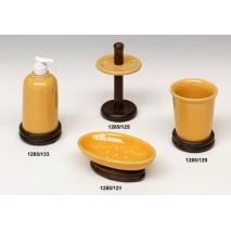Dosificador cerámica amarillo