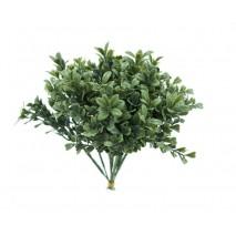 Pick plástico verde mini boxwood