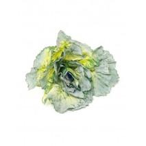 Col artificial d 14cm alto 16cm verde
