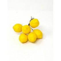 Caja 8 pick 6 limones d 3 5cm