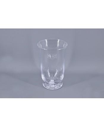 Florero cristal Astrid d 15cm Alt 25cm