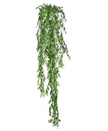 Colgante plástico bambú 90cm