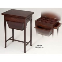 Mueble costurero 2 cajones
