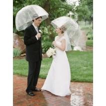Paraguas para novios...