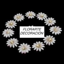 Bolsa 12 flores tela...