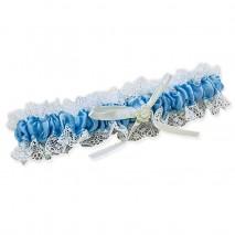 Liga novia azul