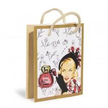 Envase bolsa dama/perfume 8...