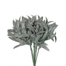 Pick plástico cactus gris
